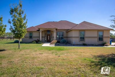 San Angelo Single Family Home For Sale: 3244 Pronghorn Path