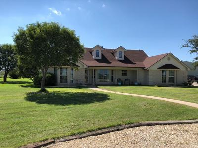 San Angelo Single Family Home For Sale: 3809 Herbert Rd