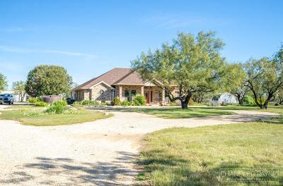 San Angelo Single Family Home For Sale: 436 Black Bear Lane