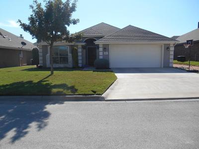San Angelo Single Family Home For Sale: 3937 Blair Ln