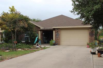 San Angelo Single Family Home For Sale: 3607 Juanita Ave