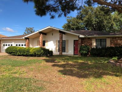 San Angelo TX Single Family Home For Sale: $161,900
