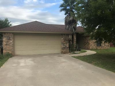 San Angelo TX Single Family Home For Sale: $144,900