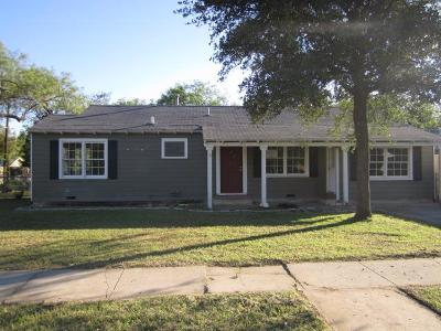 San Angelo Single Family Home For Sale: 717 W Ave K