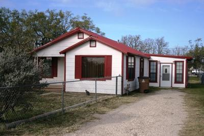 San Angelo Single Family Home For Sale: 1908 Spaulding St