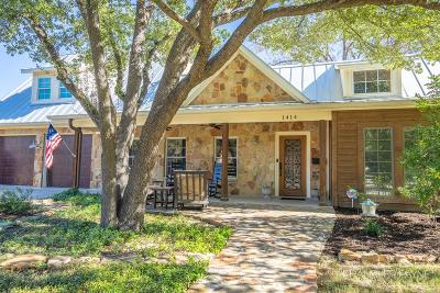 San Angelo Single Family Home For Sale: 1414 Paseo De Vaca St