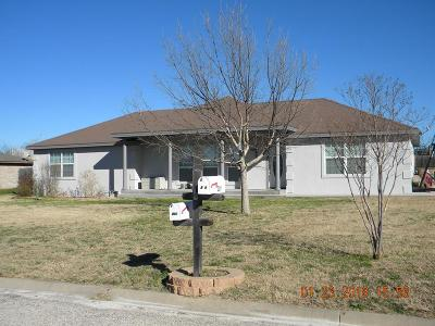 San Angelo Single Family Home For Sale: 210 Laguna Verde St
