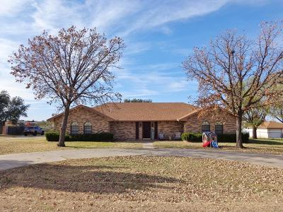 San Angelo TX Single Family Home For Sale: $300,000