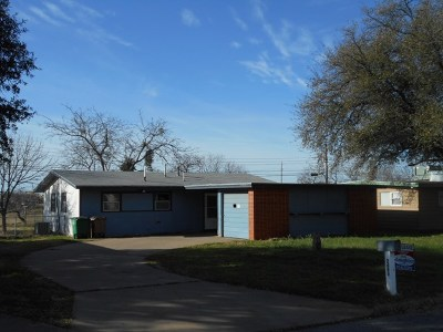 San Angelo, Wall, Christoval Rental For Rent: 2483 A&m Ave