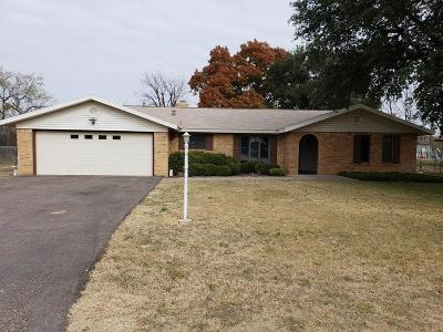 San Angelo TX Single Family Home For Sale: $199,000