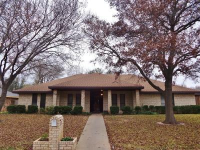 San Angelo Single Family Home For Sale: 3321 Shadyhill Dr