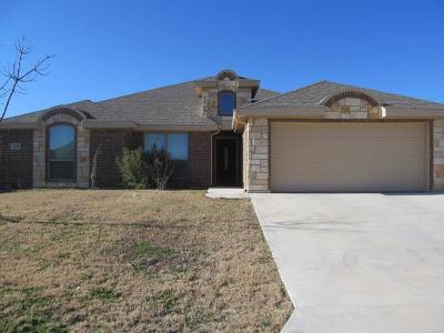 San Angelo Single Family Home For Sale: 5909 Merrick St