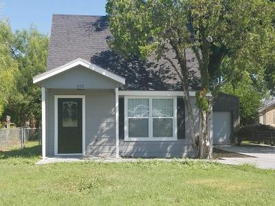 San Angelo, Wall, Christoval Rental For Rent: 612 E 13th St