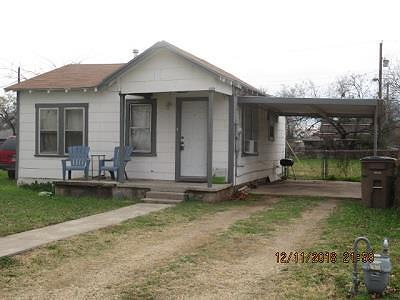 San Angelo TX Single Family Home For Sale: $49,900