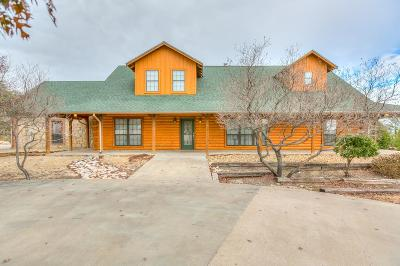 San Angelo Single Family Home For Sale: 274 Loch Ness Rd