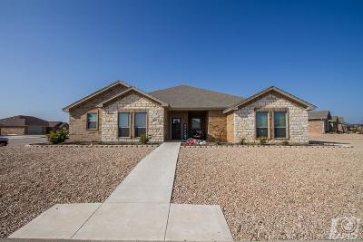 San Angelo Single Family Home For Sale: 5902 Mills Pass