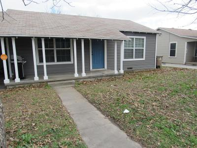 San Angelo Single Family Home For Sale: 10 N Milton St