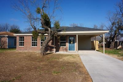 San Angelo Single Family Home For Sale: 2610 Junius St