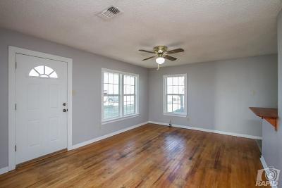 San Angelo Single Family Home For Sale: 3420 Lake Dr
