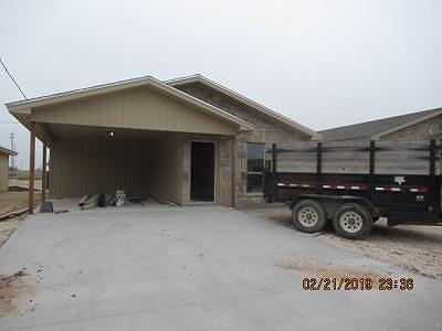 San Angelo Single Family Home For Sale: 625 Jones St
