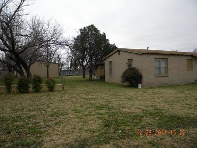 San Angelo Single Family Home For Sale: 301 E 46th St