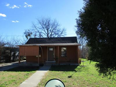 San Angelo Single Family Home For Sale: 2625 Webster Ave