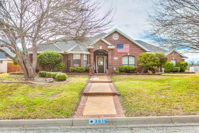 San Angelo Single Family Home For Sale: 3015 Grandview Dr