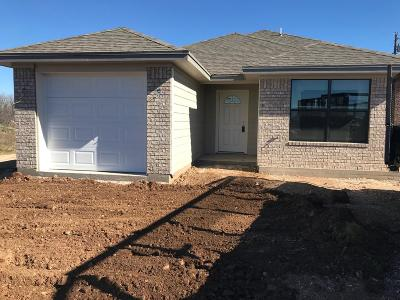 San Angelo Single Family Home For Sale: 1602 Cloud Street