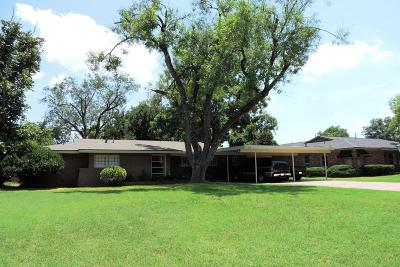 San Angelo Single Family Home For Sale: 2707 W Twohig Ave