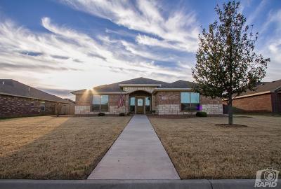San Angelo Single Family Home For Sale: 4326 Shefflera Dr