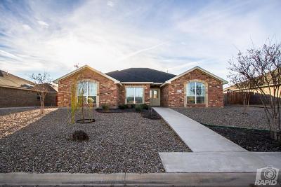 San Angelo Single Family Home For Sale: 4934 Scarlet Oak Court