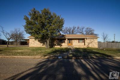 Ballinger Single Family Home For Sale: 10 Sierra Camino