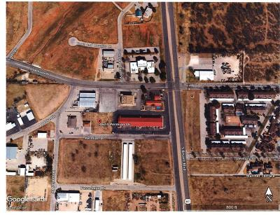 San Angelo Residential Lots & Land For Sale: 4624 Permian Drive