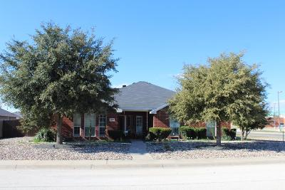San Angelo Single Family Home For Sale: 6001 Brazos St