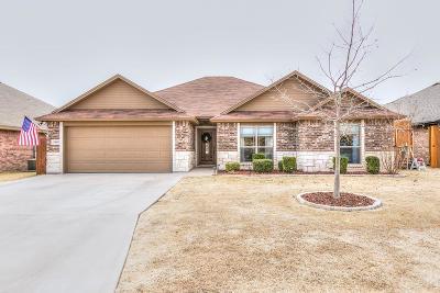 San Angelo TX Single Family Home For Sale: $229,500