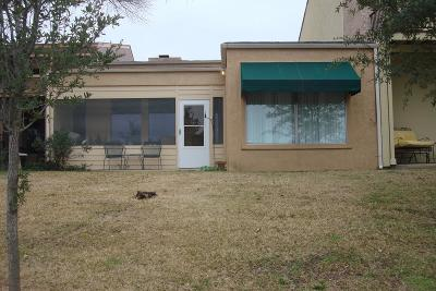 San Angelo TX Condo/Townhouse For Sale: $183,000