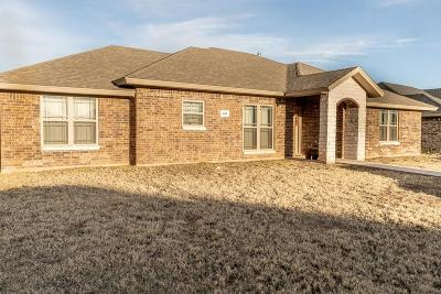 San Angelo Single Family Home For Sale: 4158 Huntleigh Dr