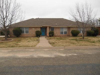 San Angelo Single Family Home For Sale: 238 Burlington Rd
