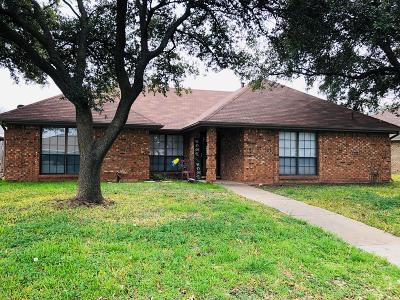 San Angelo Single Family Home For Sale: 4105 Shefflera Dr