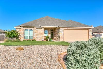 San Angelo Single Family Home For Sale: 1005 Windemere Circle