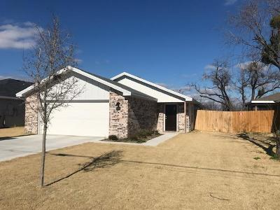 San Angelo TX Single Family Home For Sale: $185,000
