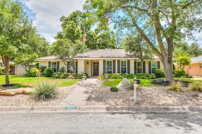 San Angelo Single Family Home For Sale: 3105 Southland Blvd