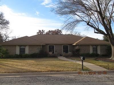 San Angelo Single Family Home For Sale: 3101 Briargrove Lane