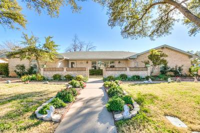 San Angelo Single Family Home For Sale: 2909 Palo Duro Dr