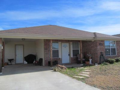 San Angelo TX Single Family Home For Sale: $134,900