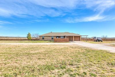 San Angelo TX Single Family Home For Sale: $325,000