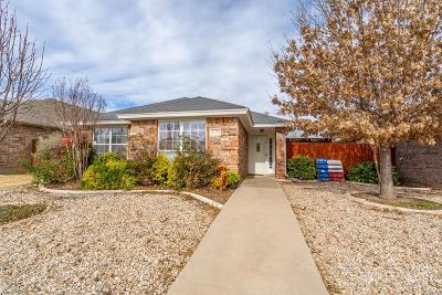 San Angelo TX Single Family Home For Sale: $198,500