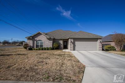 San Angelo TX Single Family Home For Sale: $210,000