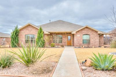 San Angelo Single Family Home For Sale: 4217 Autumn Wood Tr