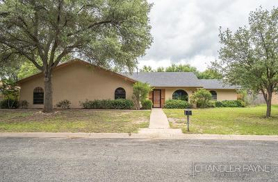 San Angelo Single Family Home For Sale: 3013 Palo Duro Dr
